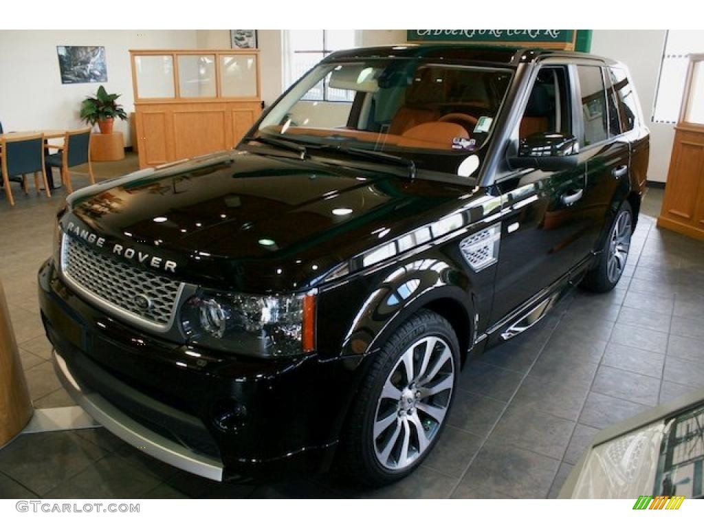 2010 santorini black land rover range rover sport. Black Bedroom Furniture Sets. Home Design Ideas