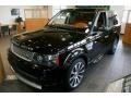 Santorini Black 2010 Land Rover Range Rover Sport Supercharged Autobiography Limited Edition