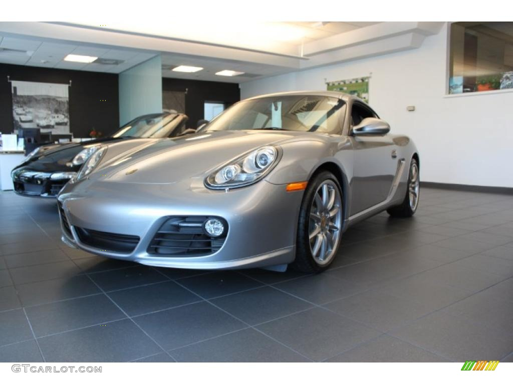 2010 gt silver metallic porsche cayman s 34513928. Black Bedroom Furniture Sets. Home Design Ideas