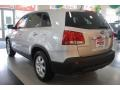 2011 Bright Silver Kia Sorento LX  photo #4
