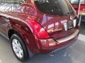 2007 Merlot Pearl Nissan Murano S  photo #5