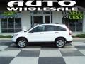 2010 Taffeta White Honda CR-V EX  photo #1