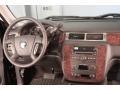 2011 Black Chevrolet Silverado 1500 LTZ Extended Cab 4x4  photo #8