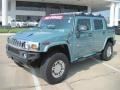 Glacier Blue Metallic 2007 Hummer H2 SUT