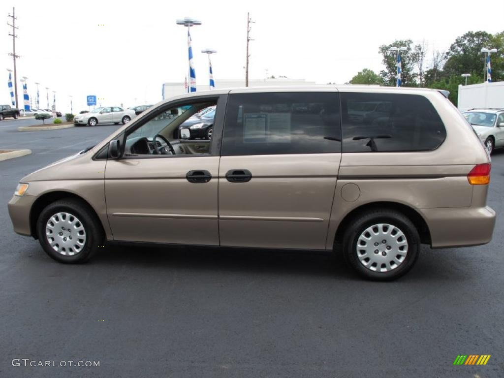 2003 sandstone metallic honda odyssey lx 34581344 car color galleries. Black Bedroom Furniture Sets. Home Design Ideas