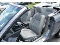 2007 Tungsten Grey Metallic Ford Mustang V6 Premium Convertible  photo #7