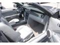 2007 Tungsten Grey Metallic Ford Mustang V6 Premium Convertible  photo #13