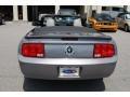 2007 Tungsten Grey Metallic Ford Mustang V6 Premium Convertible  photo #18