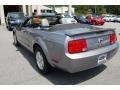 2007 Tungsten Grey Metallic Ford Mustang V6 Premium Convertible  photo #19