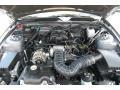 2007 Tungsten Grey Metallic Ford Mustang V6 Premium Convertible  photo #22