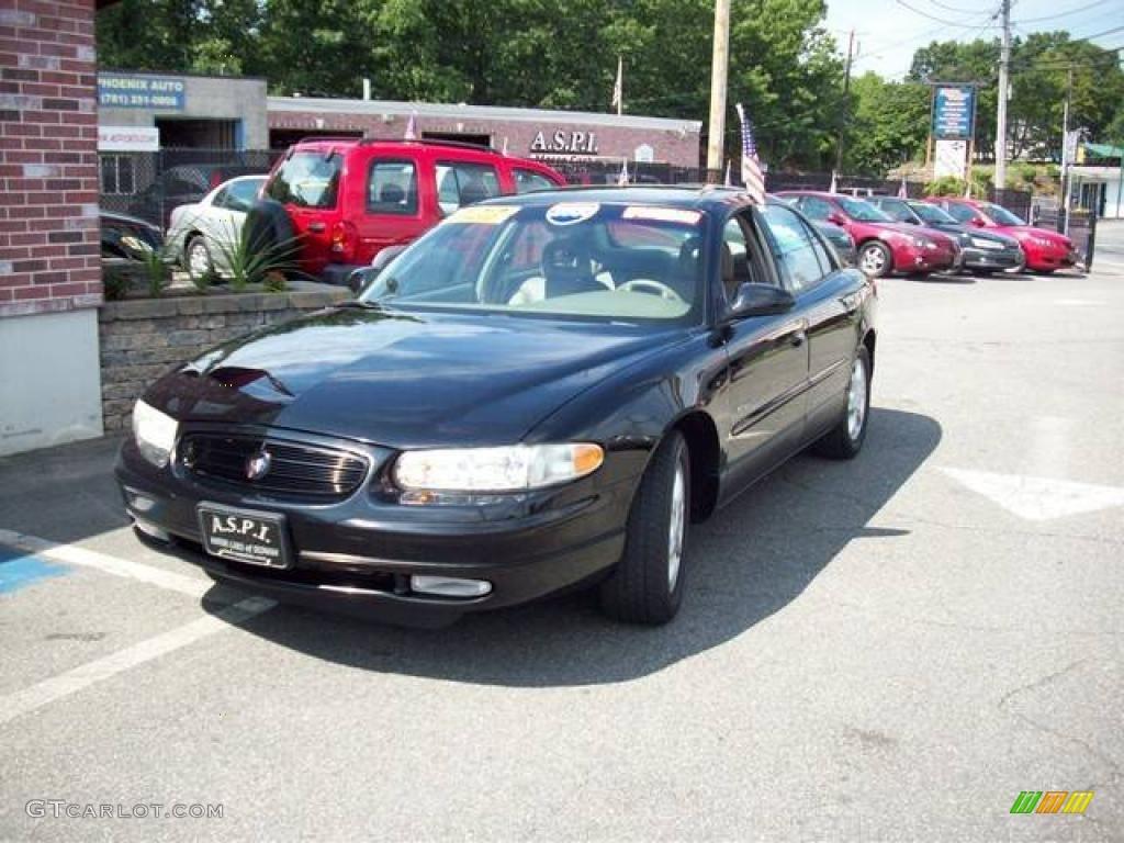 2000 black buick regal gs 34643688 car. Black Bedroom Furniture Sets. Home Design Ideas