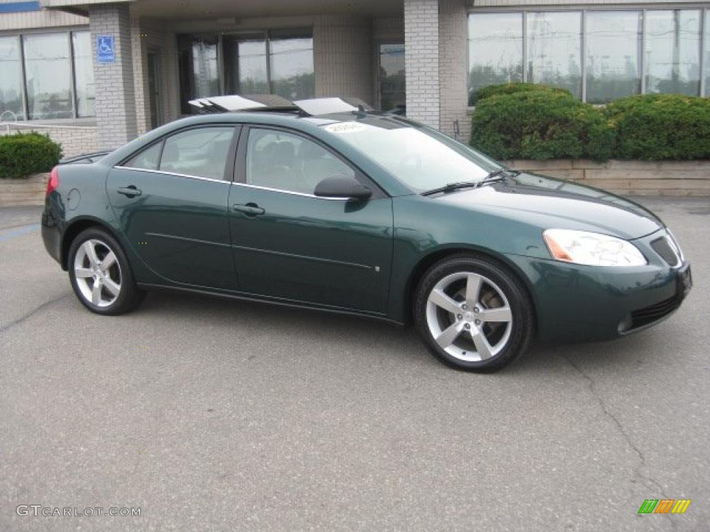 2006 emerald green metallic pontiac g6 gtp sedan 34643455 car color galleries. Black Bedroom Furniture Sets. Home Design Ideas