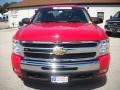 2009 Victory Red Chevrolet Silverado 1500 LT Z71 Crew Cab 4x4  photo #4