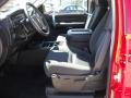 2009 Victory Red Chevrolet Silverado 1500 LT Z71 Crew Cab 4x4  photo #13