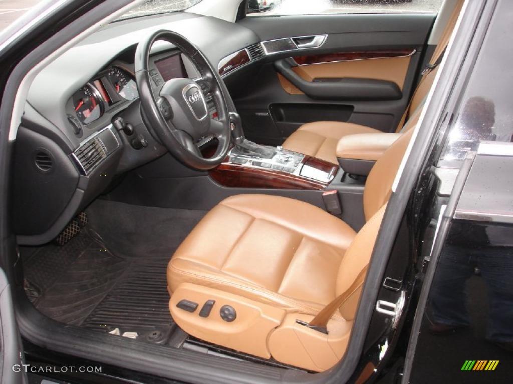 2005 brilliant black audi a6 3.2 quattro sedan #34642894 photo #10