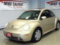 Mojave Beige 2001 Volkswagen New Beetle Gallery