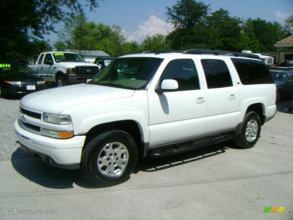 Summit white chevrolet suburban