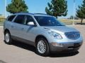 2010 Quicksilver Metallic Buick Enclave CXL AWD  photo #1