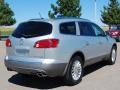 2010 Quicksilver Metallic Buick Enclave CXL AWD  photo #7