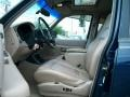 1997 Dark Blue Ford Explorer XLT 4x4  photo #7