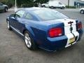 2007 Vista Blue Metallic Ford Mustang GT Premium Coupe  photo #4