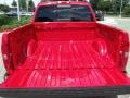 2009 Victory Red Chevrolet Silverado 1500 LT Crew Cab  photo #15