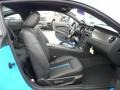 2011 Grabber Blue Ford Mustang GT Premium Coupe  photo #10