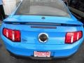 2011 Grabber Blue Ford Mustang GT Premium Coupe  photo #24