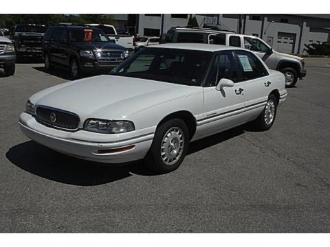 1997 Buick LeSabre Limited Data, Info and Specs