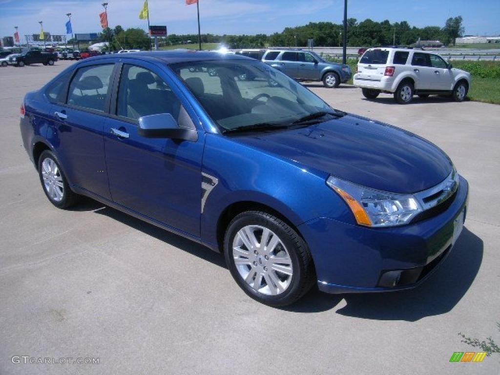 2009 Vista Blue ...2009 Ford Focus Sel Specs