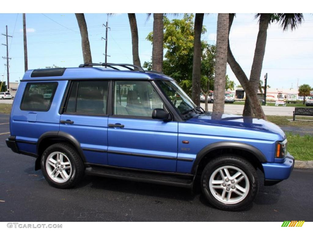 2003 Monte Carlo Blue Land Rover Discovery Se7 34799981