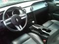 2007 Black Ford Mustang V6 Premium Coupe  photo #6