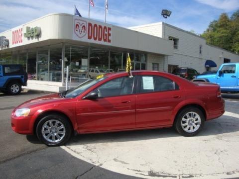 2004 Chrysler Sebring Limited Sedan Data, Info and Specs | GTCarLot ...
