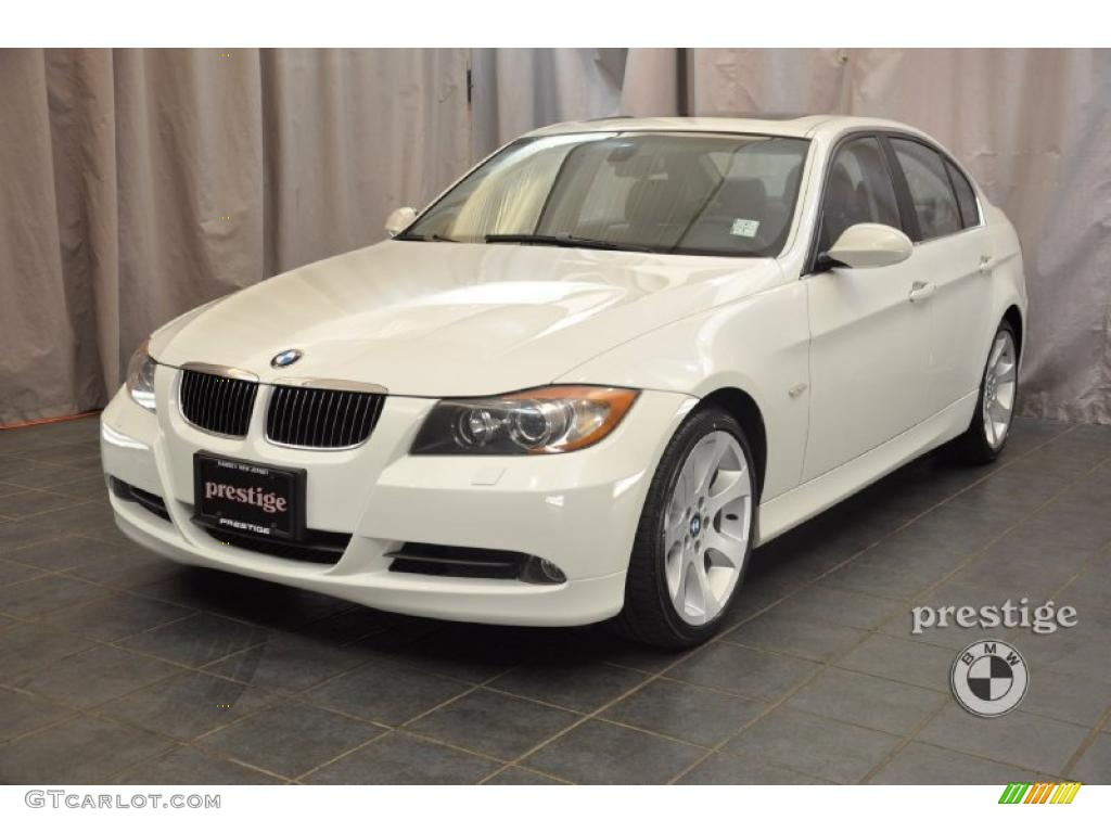 2006 alpine white bmw 3 series 330xi sedan 34850963. Black Bedroom Furniture Sets. Home Design Ideas