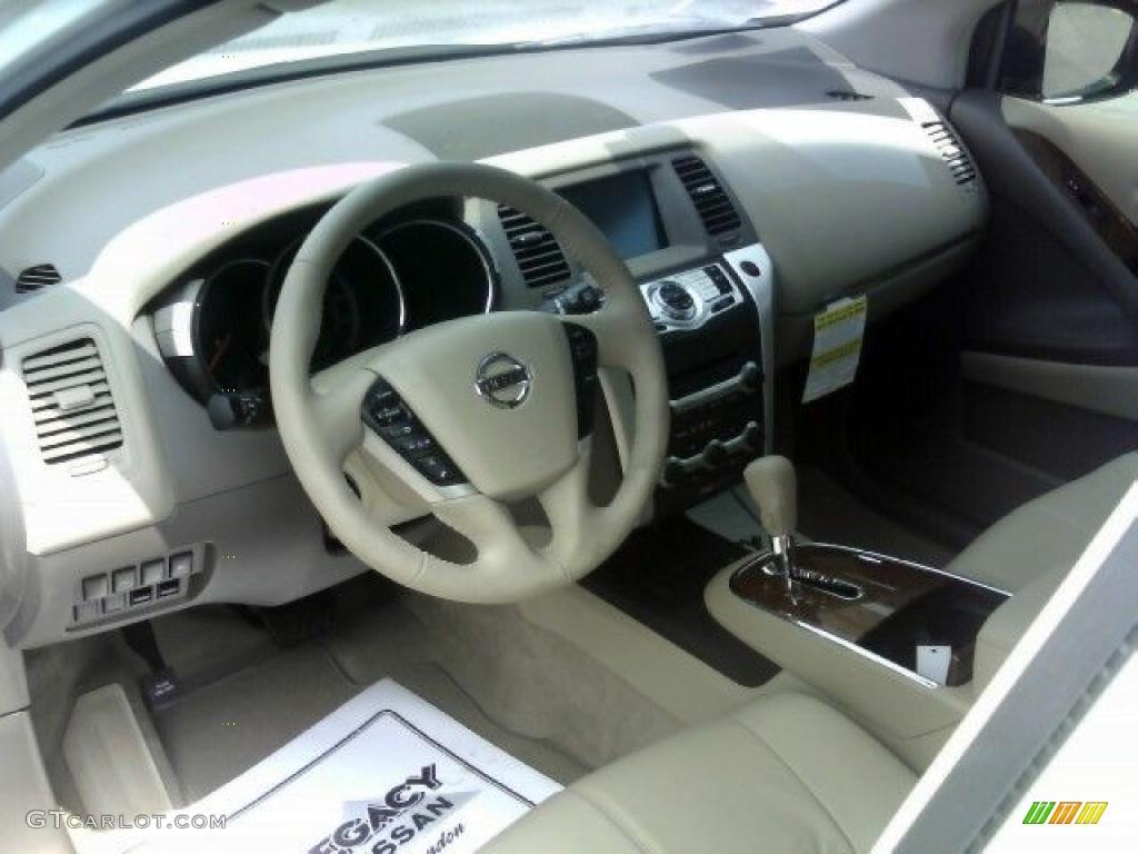 2010 Glacier White Pearl Nissan Murano Le Awd 34850992