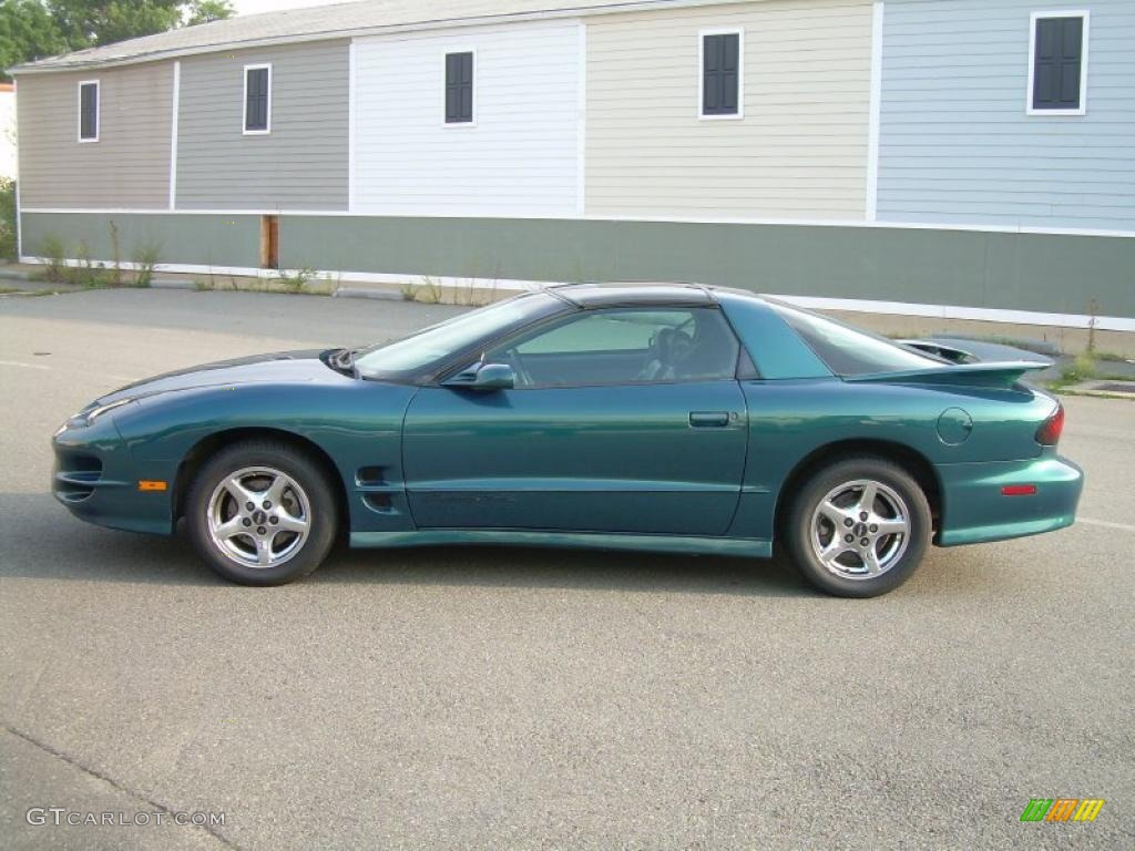 2000 Blue Green Chameleon Pontiac Firebird Trans Am Coupe 34851109 Photo 5 Gtcarlot Com Car Color Galleries