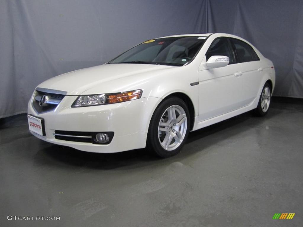 2008 White Diamond Pearl Acura TL 32 34923898  GTCarLotcom