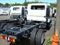 White - N Series Truck NPR 4500 Crew Cab Chassis Photo No. 5