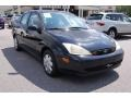 Pitch Black 2002 Ford Focus Gallery