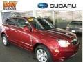 Ruby Red 2008 Saturn VUE XR AWD