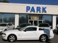 2007 Performance White Ford Mustang GT Premium Coupe  photo #15
