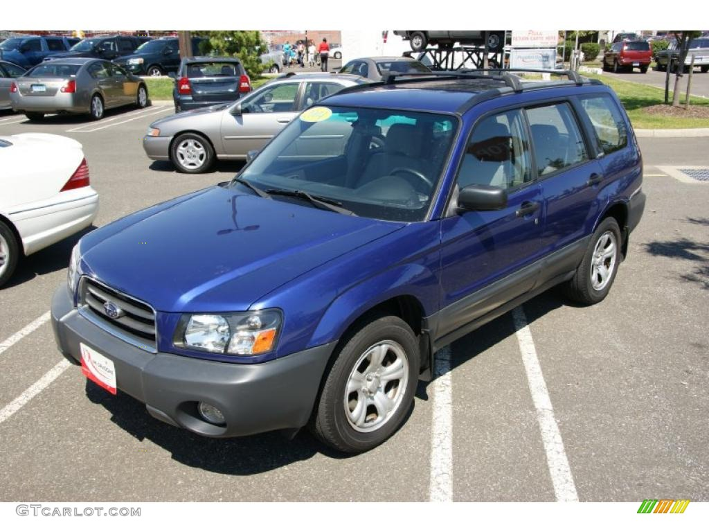 2004 pacifica blue pearl subaru forester 2 5 x 34994579 car color galleries. Black Bedroom Furniture Sets. Home Design Ideas