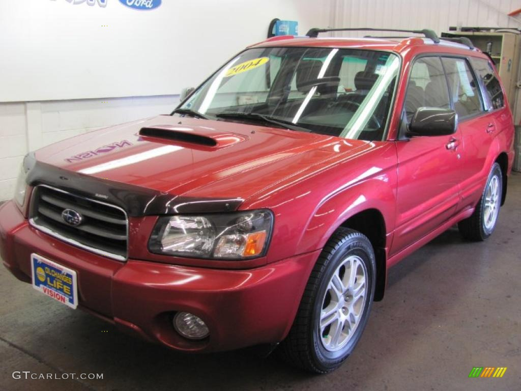 Toyota Rav4 Seattle 2004 Subaru Forester Red | 200+ Interior and Exterior Images