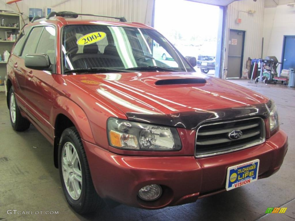 2004 cayenne red pearl subaru forester 2 5 xt 34995155 photo 17 car color. Black Bedroom Furniture Sets. Home Design Ideas