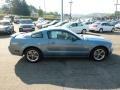 2006 Windveil Blue Metallic Ford Mustang GT Premium Coupe  photo #5