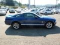 2007 Vista Blue Metallic Ford Mustang V6 Deluxe Coupe  photo #5