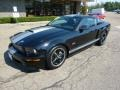 2007 Black Ford Mustang Shelby GT Coupe  photo #8