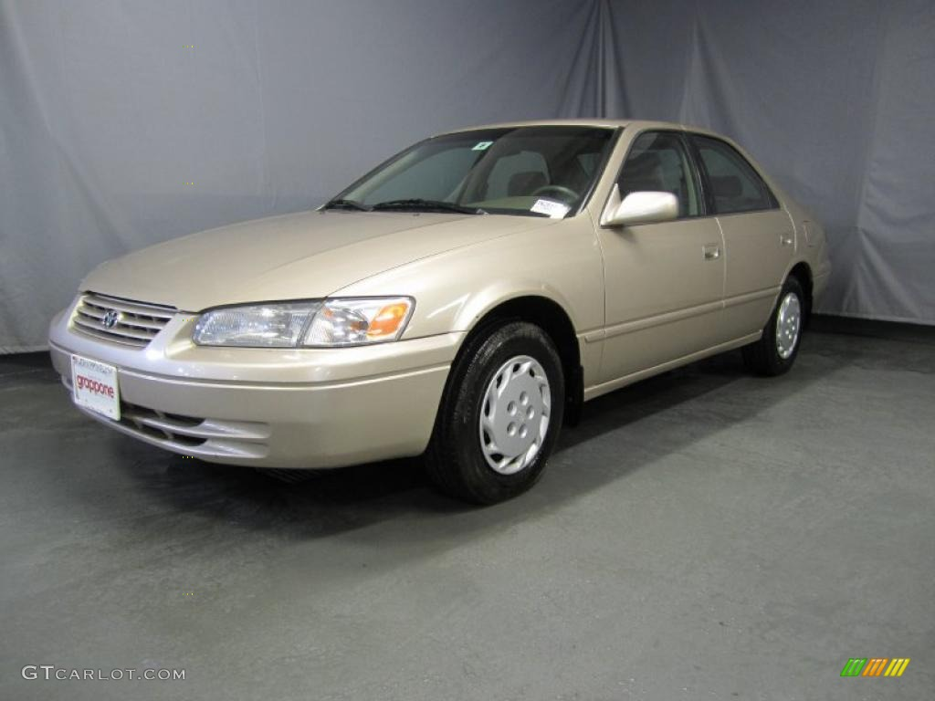 Toyota Camry Beige Color