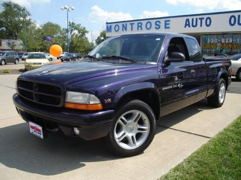 on 1998 Dodge Dakota Extended Cab 4x4