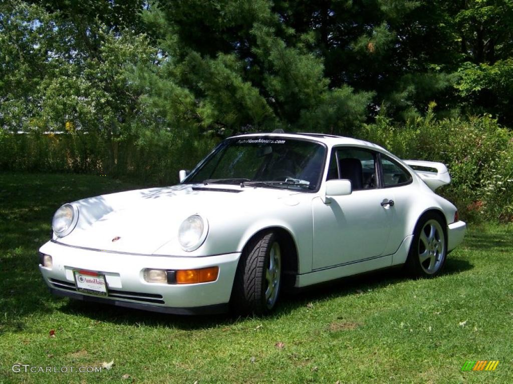 1990 gran prix white porsche 911 carrera 4 coupe 35177796 car color galleries. Black Bedroom Furniture Sets. Home Design Ideas